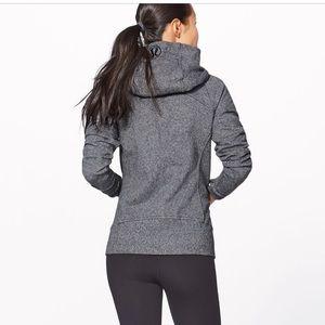 lululemon athletica Tops - Lululemon scuba hoodie